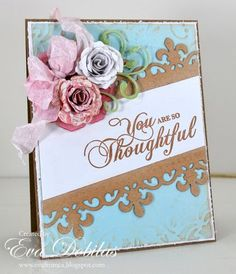 Grand Thank You Sentiments