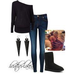 """""""Fall/Winter"""" by heather-laken-michael on Polyvore"""