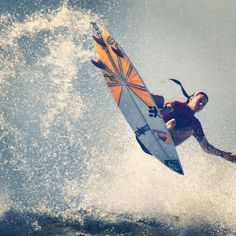 Sally Fitzgibbons catching some air time :)