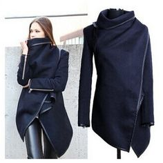Women's Irregular coat