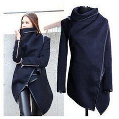 Women's Irregular coat