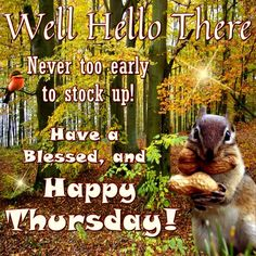 Have a Blessed, and Happy Thursday Everyone.