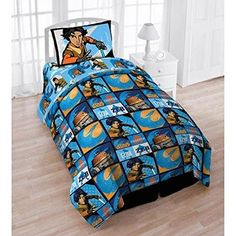 New Disney Character Star Wars 4piece Twin Bedding Set with Bonus Tote -- Be sure to check out this awesome product.
