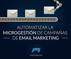 ¿Cómo automatizar la microgestión de campañas de email marketing? http://blgs.co/J7YVJ5