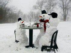 Winter Lunch....
