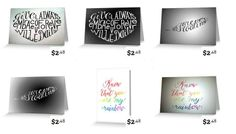 Prints of hand written typography quotes and poems - available at http://www.redbubble.com/people/bbartworx/shop