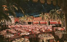 The Coconut Grove before the fire. What a beautiful place