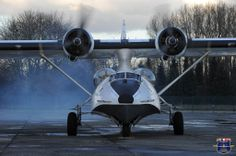 France's Flying Warbirds Consolidated PBY Catalina.