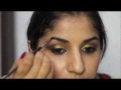 ▶ Diwali Makeup Tutorial!! - Akriti Sachdev - YouTube