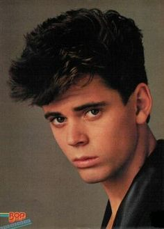 C. Thomas Howell (aka Ponyboy Curtis from The Outsiders) Harry Styles is his doppleganger