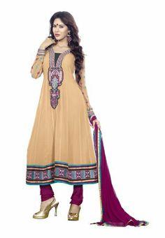 Fabdeal Indian Designer Faux Georgette Multicoloured Embroidered Salwar Kameez Fabdeal, http://www.amazon.de/dp/B00INWLJ3O/ref=cm_sw_r_pi_dp_Xl7otb1DWCBPG