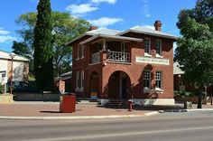 Toodyay Post Office. As well as being a town barber my Grandfather was town postie for 13 years. Post Office, Western Australia, Barber, Westerns, Mansions, History, House Styles, Travel, Home