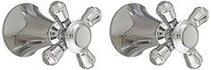 Delta Faucet H295 Cassidy Two Cross Bath Faucet/Bidet Handle Kit, Chrome DELTA FAUCET http://www.amazon.com/dp/B008K4NR0I/ref=cm_sw_r_pi_dp_KvH5wb0RJBV4B