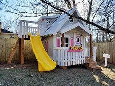 An adorable BIG Residence XL installed near Atlanta, GA. This playhouse included the Stilts Package, Playhouse Dormer, and Slide Platform. wwe.imaginethatplayhouses.com WE DELIVER NATIONWIDE!!! #playhouses #playtime #playoutside #backyard #backyardfun #kids #child #childhoodunplugged #childhoodmagic #imagination #mommyandme #luckykids #childhoodgoals #childhoodmemories #atlanta #atlantaga #imaginethatplayhouses #imagine_that_playhouses