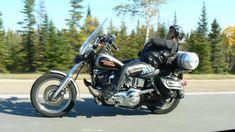 """¿1.000 kilómetros en moto sin manos? La alucinante historia de Phil """"No Hand Man"""" Comar"""
