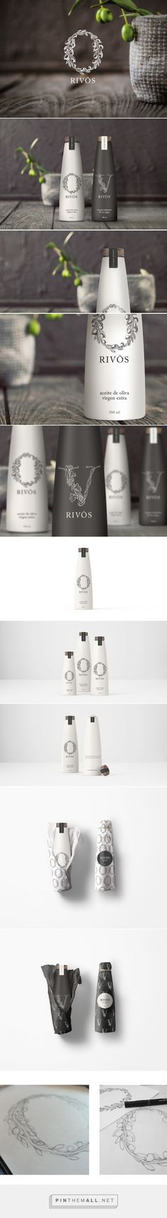 Rivōs (Student Project) - Packaging of the World - Creative Package Design Gallery - http://www.packagingoftheworld.com/2016/06/rivos-student-project.html