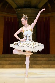 English National Ballet star Alison McWhinney: Beauty Tips From A Ballerina