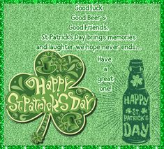 Wishes For You, Day Wishes, Leprechaun Games, You Are My Treasure, St Patricks Day Cards, Thanking Someone, Wishes Messages, Irish Blessing, Luck Of The Irish