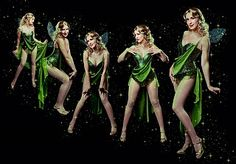 Absinthe Green Fairy - Moulin Rouge