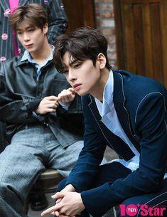 Moonbin and Eunwoo