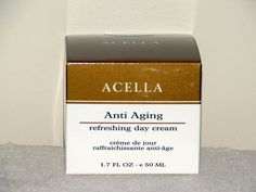 Acella Anti Aging Refreshing Day Cream 1.7 Fl Oz Made in Israel by Acelia * This is an Amazon Affiliate link. Read more reviews of the product by visiting the link on the image.