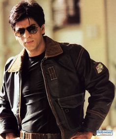 Sharukh Khan-- If you seen me with my headphones on at the gym, it might be listening to my favorite Bollywood music.  Even though I don't know what they are singing, it is some happy, mood-lifting music.