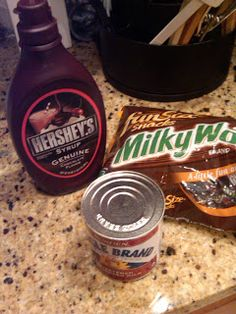 Recipes: Milky Way Ice Cream