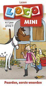 Oefenenvoorschool.nl l Paarden, eerste woorden (Mini)