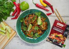 Jak zrobić smażone tofu z warzywami? Tofu, Japchae, Tacos, Lunch, Ethnic Recipes, Eat Lunch, Lunches