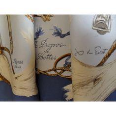 Hermès gavroche : À Propos de Bottes Hermès - Expert-Vintage