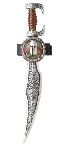 Spartan Sword with Sheath | Costume Craze