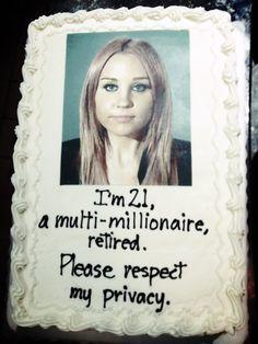 Amanda Bynes Cake