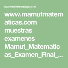 www.mamutmatematicas.com muestras examenes Mamut_Matematicas_Examen_Final_Grado_3.pdf