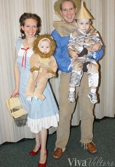 Halloween Costume Ideas for your Family! - Viva Veltoro
