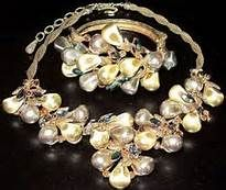 signed HAR AB rhinestone jewelry - - Yahoo Image Search Results