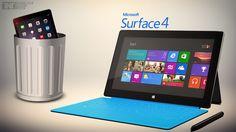 Microsoft Surface Pro 4'ü Duyurdu!