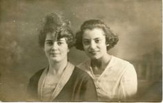 1918. Two friends | Flickr - Photo Sharing!