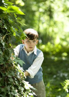 Asa Butterfield. The Boy in the Striped Pyjamas