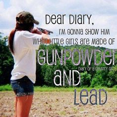 Show 'em what country girls are made of
