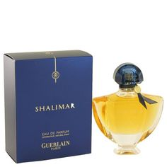 SHALIMAR by Guerlain Eau De Parfum Spray 1.7 oz - Natural Peach naturalpeach.com