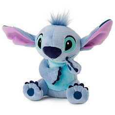 Mini Bean Bag Stitch Plush Toy -- 6'' H | Plush | Disney Store