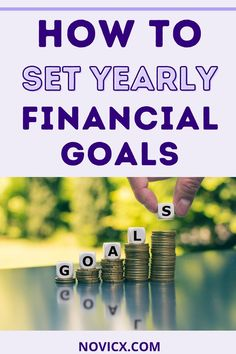 Read this article to find out how to save money and set yeary financial goals.Have you ever thought of planning yearly financial goals to confront economic challenges likely to come in upcoming years? Do you find it hard to cut your expenses to meet these financial goals? #financialgoals #yearlyfinancialgoals #savemoney #budgeting