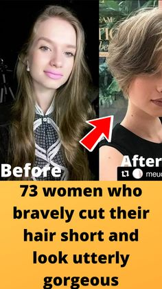 73 #women who bravely cut their #hair short and look utterly #gorgeous