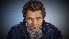 «Je ne sais pas si je suis un acteur qui pilote ou un pilote qui joue dans des films.» Ces propos de Steve McQueen résume à eux seuls l'aventure qu'a vécu l'acteur lors des 24 Heures du Mans 1970. Aujourd'hui, cette épopée renaît en bande dessinée. Les équipes de Sandro Garbo ont créé une véritable œuvre d'art avec Steve McQueen in Le Mans.Plus qu'une simple BD, cet ouvrage est un hommage à Steve McQueen destiné aux passionnés de Sport Auto. Il a fallu 3 ans de travail pour réa...