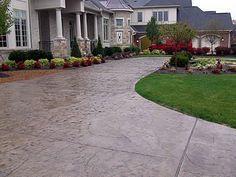 Stamped Concrete  Concrete by Design  Springboro, OH