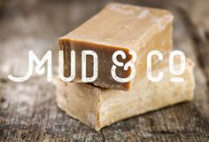 Logotype for Mud & Co.