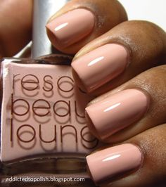 Addicted to Polish: Rescue Beauty Lounge Plie