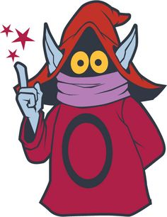 Orko (pronounced /ˈɔrkoʊ/) is a fictional character from the Masters of the Universe franchise.[1] He was not part of the original toy collection on which the show is based; he was c...