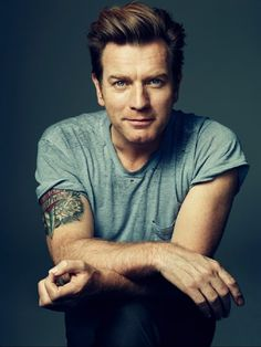 Ewan McGregor - watch the films of his adventures Long Way Round, I would love to take a journey like that. Just to roam and be free.