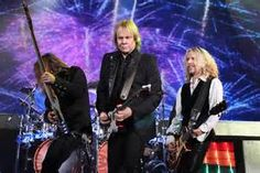 Image detail for -If delivering a tripleheader of unforgettable rock weren't enough, tour mates Styx, REO Speedwagon and Ted Nugent are using their combined star power to raise money ...